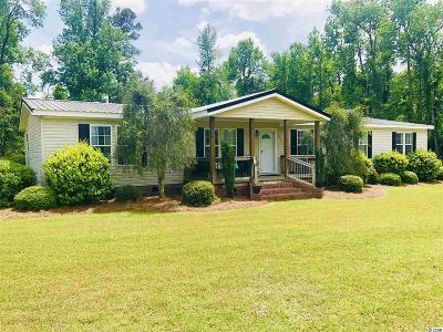 Nichols SC Mobile/Manufactured Active Under Contract: $150,000