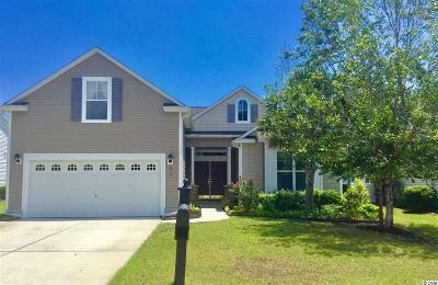Murrells Inlet Single Family Home For Sale: 52 Saltwind Loop