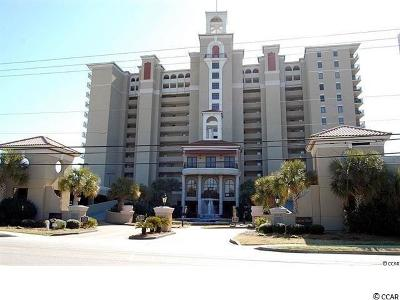 Myrtle Beach SC Condo/Townhouse For Sale: $439,000