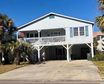 North Myrtle Beach Single Family Home For Sale: 6211 Nixon St.