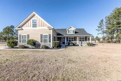 Conway Single Family Home For Sale: 500 Cloverfield Ln.