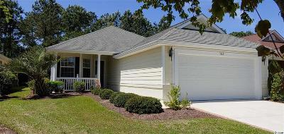 Murrells Inlet Single Family Home For Sale: 849 Laquinta Loop