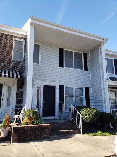 Myrtle Beach Condo/Townhouse For Sale: 4115 Little River Rd. #6B