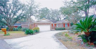 Murrells Inlet Single Family Home For Sale: 495 Rum Gully Rd.