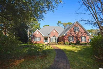 Pawleys Island Single Family Home Active-Pend. Contingent Contra: 142 Aspen Loop