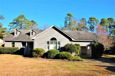 Georgetown Single Family Home For Sale: 2264 Wedgefield Rd.