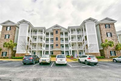 Myrtle Beach Condo/Townhouse Active Under Contract: 4869 Luster Leaf Circle #402