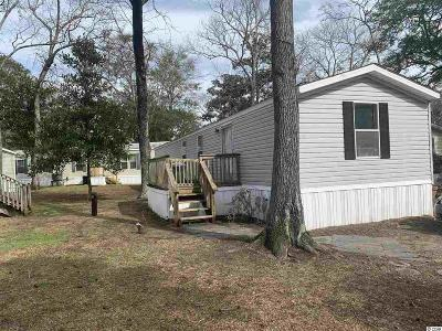 Murrells Inlet Single Family Home Active-Pending Sale - Cash Ter: 534 Key Largo Ave.
