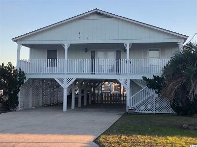 North Myrtle Beach Single Family Home Active Under Contract: 5906 Channel St.
