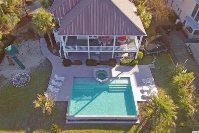 Murrells Inlet Single Family Home For Sale: 1700 Pond Rd.