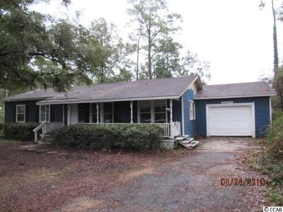 Pawleys Island Single Family Home Active-Pend. Cntgt. On Financi: 13442 Ocean Hwy.