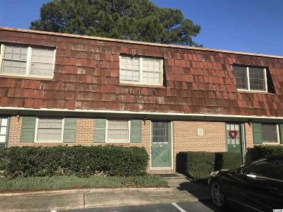 Conway Condo/Townhouse For Sale: 1025 Carolina Rd. #B-2