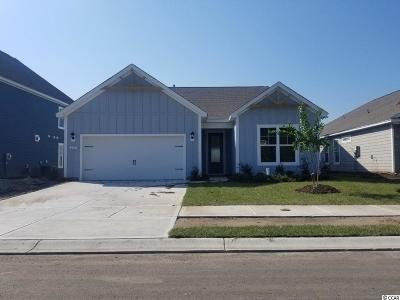 Single Family Home Active Under Contract: Tbd Stellar Loop