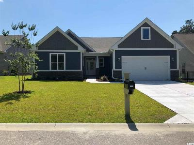 Conway Single Family Home For Sale: 179 Rivers Edge Dr.