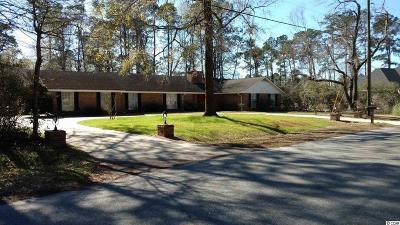 Conway Single Family Home For Sale: 122 Wofford Rd.