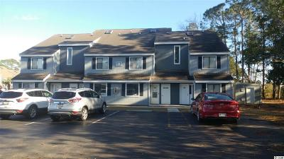 Surfside Beach Condo/Townhouse Active-Pend. Cntgt. On Financi: 1881 Colony Dr. #9D