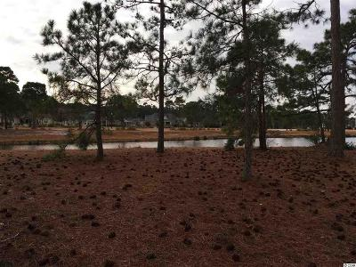 Georgetown County, Horry County Residential Lots & Land For Sale: Lot 521 Crutchfield Ct.
