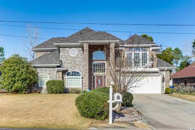 North Myrtle Beach Single Family Home Active Under Contract: 1008 Pearlie St.