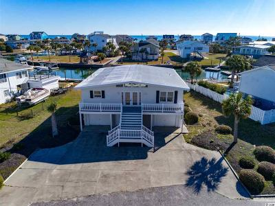 Garden City Beach Single Family Home For Sale: 1985 Pompano Dr.