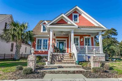 North Myrtle Beach Single Family Home For Sale: 3611 Seabrook Ave.