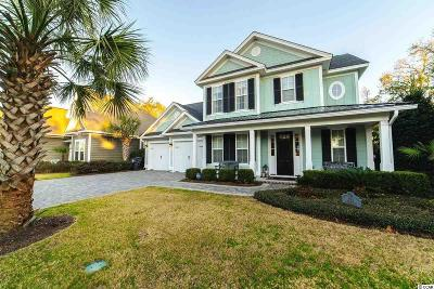 North Myrtle Beach Single Family Home For Sale: 424 Banyan Place