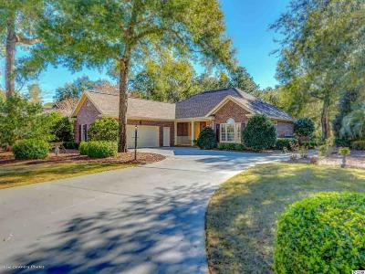 Pawleys Island Single Family Home For Sale: 142 Berkshire Loop