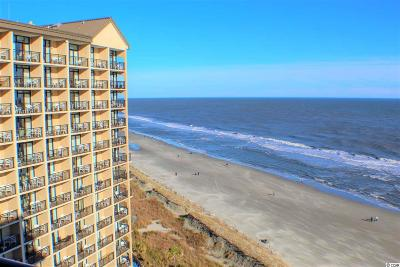 North Myrtle Beach Condo/Townhouse For Sale: 4800 S Ocean Blvd. #1421