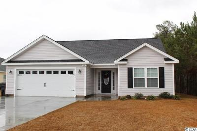 Aynor, Galivants Ferry Single Family Home Active Under Contract: 104 Fox Trot Dr.