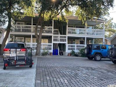 Surfside Beach Condo/Townhouse For Sale: 815 Lakeside Dr. #102
