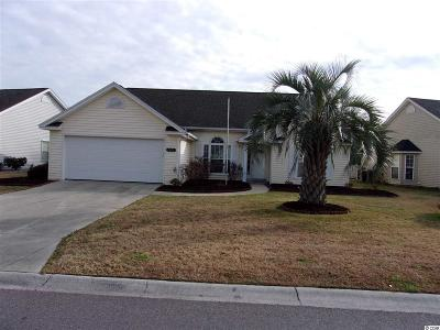 Surfside Beach Single Family Home For Sale: 1626 Montclair Dr.