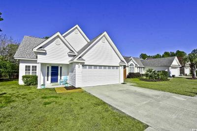 Murrells Inlet Single Family Home For Sale: 9679 Eaddy Ln.
