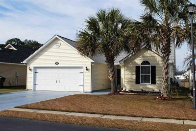 Surfside Beach SC Single Family Home Sold: $214,200