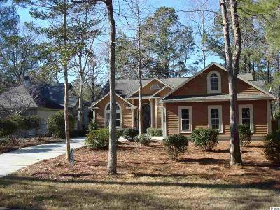 North Myrtle Beach Single Family Home For Sale: 1806 Topsail Ln.