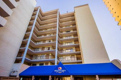 Myrtle Beach Condo/Townhouse For Sale: 2001 S Ocean Blvd. #716