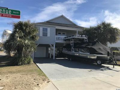 North Myrtle Beach Single Family Home For Sale: 316 28th Ave. N