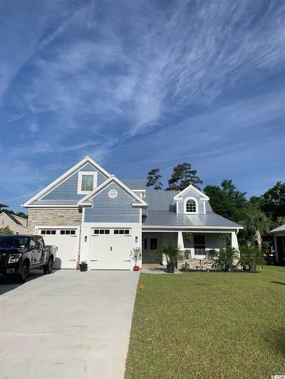 Murrells Inlet Single Family Home For Sale: 3784 Highway 17 Business