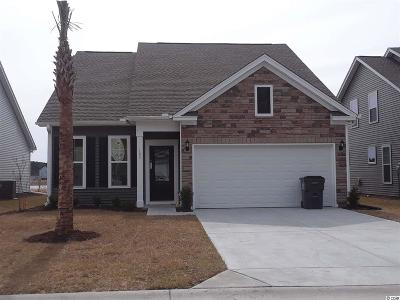 Murrells Inlet Single Family Home Active Under Contract: 189 Heron Lake Ct.