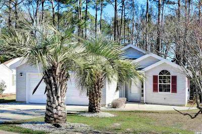 Myrtle Beach Single Family Home Active Under Contract: 1509 Saint George Ln.