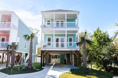 Surfside Beach Single Family Home Active Under Contract: 409 5th Ave. N