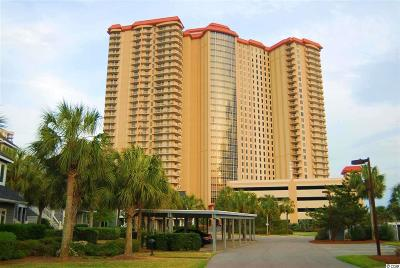 Myrtle Beach Condo/Townhouse For Sale: 8500 Margate Circle #808