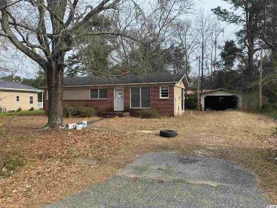 Conway Single Family Home For Sale: 904 Pearl St.