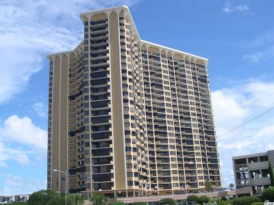 Myrtle Beach Condo/Townhouse For Sale: 9650 Shore Dr. #1105