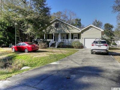 Murrells Inlet Single Family Home For Sale: 4770 New River Rd.