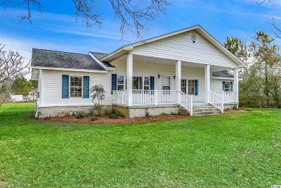 Longs Single Family Home For Sale: 2160 Highway 9 W
