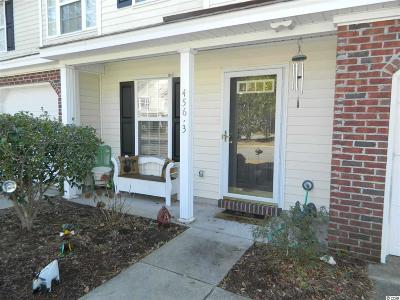 Pawleys Island Condo/Townhouse For Sale: 456 Red Rose Blvd. #3