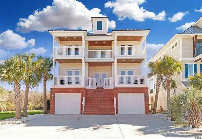 Myrtle Beach SC Single Family Home For Sale: $779,000