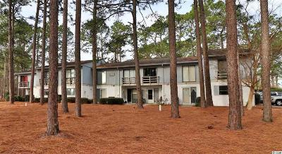Surfside Beach Condo/Townhouse Active-Pend. Cntgt. On Financi: 1833 Crooked Pine Dr. #D-5