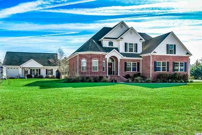 Aynor, Galivants Ferry Single Family Home Active Under Contract: 4690 J H Martin Rd.