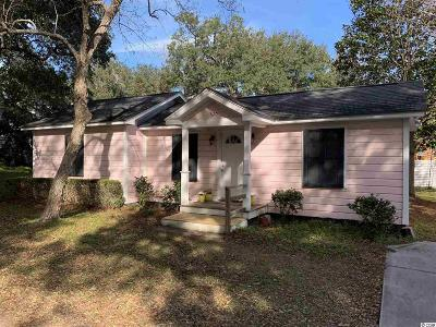 Murrells Inlet Single Family Home For Sale: 570 Little Tony Ave.