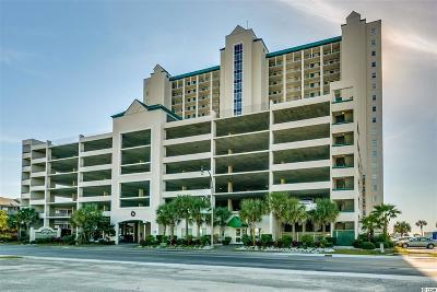 North Myrtle Beach Condo/Townhouse For Sale: 102 N Ocean Blvd. #1609